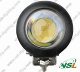 15W High Intersity DEL Working Light, Round DEL Driving Light, IP67 Waterproof DEL Work Light