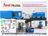 Injection en plastique de produits de petit ménage à haute production moulant faisant le prix de machine