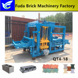 Полноавтоматическая конкретная производственная линия машина кирпича от Кита
