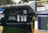 925HP Yuchaiの海洋のディーゼル機関の手前側にあるボートのモーターボートエンジン