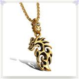 De Tegenhanger van de Manier van de Halsband van de Manier van de Juwelen van het roestvrij staal (LB341)