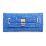 Бумажников способа портмон повелительниц Wa6115 Hotsale бумажники длинних кожаный кожаный