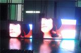 Wasserdichte im Freien farbenreiche Bildschirmanzeige LED-P10