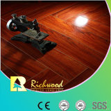 pavimentazione laminata fonoassorbente dell'acero dello specchio di 12.3mm HDF