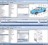 Disco duro del USB a pedido 2015 de Alldata 10.53+ Mitchell del software de la reparación auto nuevo todos los datos