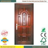 Porte de pliage intérieure de porte coulissante de portes d'entrée