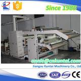 Máquina que lamina de la última del derretimiento de Pur del pegamento tela caliente del cordón