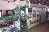 El PLC controla el vacío que forma la máquina