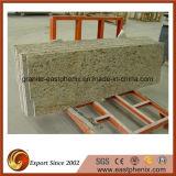 Base d'appoggio verde della cucina della pietra del granito
