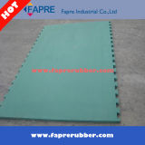 Couvre-tapis en caoutchouc en caoutchouc de plancher de nattes de couvre-tapis et de cheval de vache laitière