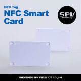 PVC impresso Nfc Non-Contact Card para Smart Phone Ntag213
