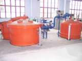 熱い販売の真空圧力受胎装置、変圧器のための機械