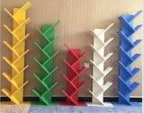 Bookselfまたは建築材料またはガラス繊維の/Fiberglassの木Bookself