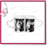 11oz Couple Mugs für Sublimation durch Mejorsub