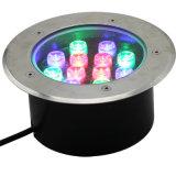Im Freien wasserdichtes Tiefbaulicht RGB-LED mit Cer RoHS