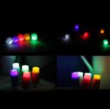Van de Mini LEIDENE van Nightlight van de Aanraking van de Uitloper van de duw Zuignap Één Lichte Beste LEIDEN Staaf van de Speld Lichte Romantische Stuk speelgoed voor de Giften van Jonge geitjes