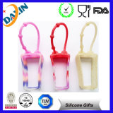 Antibacteria Hand Sanitizer Silicone Holder Gel mit 62% Alcohol