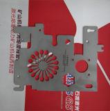 Cortador de aço do laser da fibra da caixa