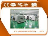 Индикация СИД алюминия SMD P1.66 качества крытая Die-Casting