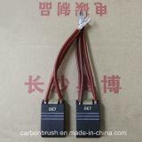 Electro Graphite Carbon Brush pour Locomotive Motors DE7000