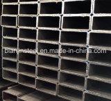 Kundengerechte beste Qualitätsrechteckiges Stahlrohr