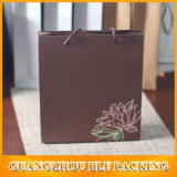 LuxuxGold Logo Paper Bags mit Ribbon Handles