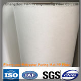 Fibra de vidrio-Poliester que pavimenta la fibra de los PP de la estera para la alta calidad del camino