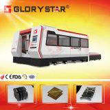 Glorystar Faser-Laser-Ausschnitt-Maschine für Stahl