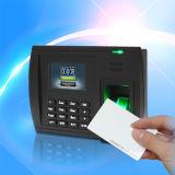 Comparecimento do tempo da impressão digital com o leitor de cartão da identificação (5000TC/ID)