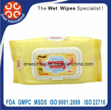 Wipes del bambino di Flushable/Wipes toletta di Flushable