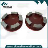 Roda de disco de moagem de diamante de metal de 100mm para moedor de concreto Klindex