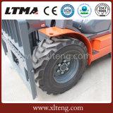 Carro de elevación de Ltma venta caliente de la carretilla elevadora del terreno áspero de 3 toneladas