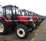 Nouveau Model Wheel Farm Tractor Factory en Chine