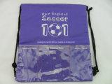 De Rugzak van Drawstring van de Student van de Schooltassen van de Sport van de Polyester van de douane