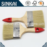 Handle di legno Paint Brushes con Pure Cina Bristle