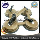 Vier Cup Stahlglassaugen-höhlt Saugheber Wt-3804