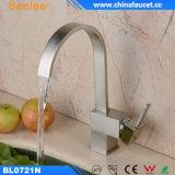 Beelee kupferner Küche-Wasser-Bassin-Hahn mit einzelnem Griff