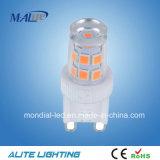 베스트셀러 G9 SMD LED Light LED 12V 2W G9