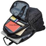 ポリエステル屋外の余暇は袋のコンピュータのラップトップのノートのバックパックを遊ばす