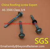 Buildex Schrauben-Dach-Schrauben-Gewindeschneidschraube-Schraubbolzen