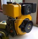 CE/ISOの8HP 186fのディーゼルモーターディーゼル機関