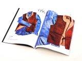 Qualitäts-farbenreiche Katalog-Druckservices