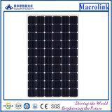 Panneaux solaires cristallins mono de haute performance d'usine de la Chine