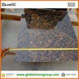 Tegels van de Vloer van het Graniet van de douane de Baltische Bruine voor WoonFlat