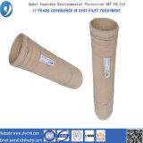 Acqua perforata ago non tessuto del filtrante e sacchetto filtro oliorepellente della polvere di Fms per industria