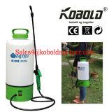 Pulverizador 8L, pulverizador a pilhas novo de Kobold da bateria do Knapsack