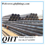 SSAW ERW schwarzes getempertes Stahlrohr