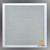 Duct Eggcrate Grille pour air conditionné Vent CVC