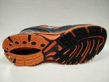 Amaestrador de goma al aire libre de la seguridad que va de excursión los zapatos para los hombres