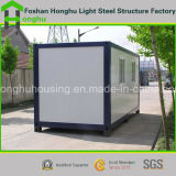Casa prefabricada casera prefabricada económica del envase de China para la venta